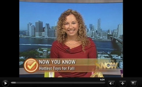 Toy Insider Mom talks Fall Toys 2010