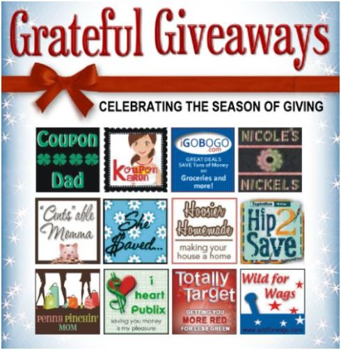 Grateful Giveaway - Blogger Giveaway Event - Big toy book
